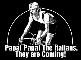 The Italians are coming!