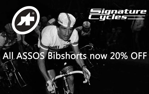 Assos S5 Bibshorts 20% Off