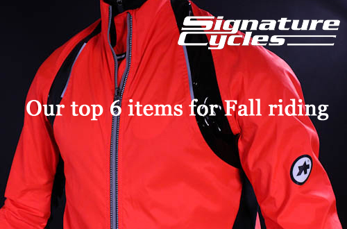 Fall Gear Guide