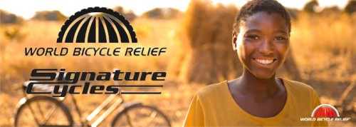 World Bicycle Relief Banner Image